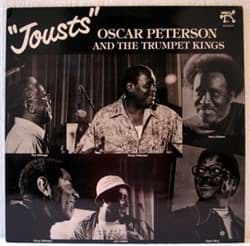Bild von Oscar Peterson And The Trumpet Kings - Jousts