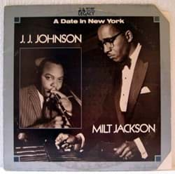 Bild von J.J.Johnson/Milt Jackson - A Date In New York