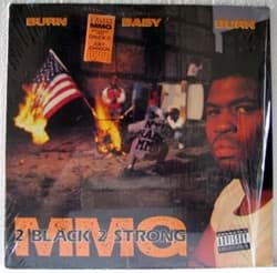 Bild von MMG 2 Black 2 Strong - Burn Baby Burn