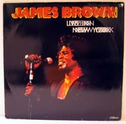 Bild von James Brown - Live In New York