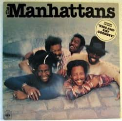 Bild von The Manhattans - Kiss And Say Goodbye