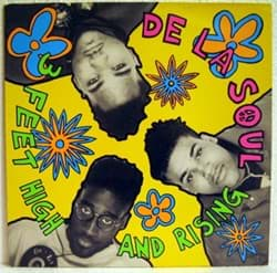 Bild von De La Soul - 3 Feet High And Rising