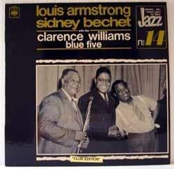 Bild von Louis Armstrong / Sidney Bechet with the Clarence Williams Blue Five