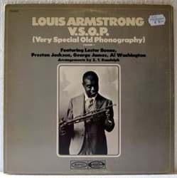 Bild von Louis Armstrong - Very Special Old Phonography