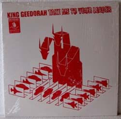 Bild von King Geedorah - Take Me To Your Leader