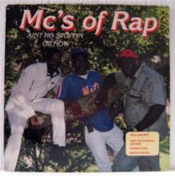 Bild von Mc's Of Rap - Ain't No Stoppin Us Now