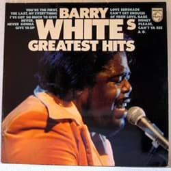 Bild von Barry White - Greatest Hits