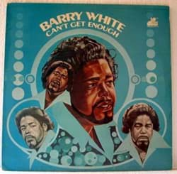 Bild von Barry White - Can't Get Enough