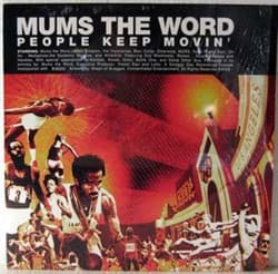 Bild von Mums The Word - People Keep Movin