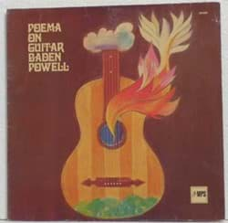 Bild von Baden Powell - Poema On Guitar