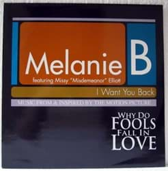 Bild von Melanie B - Why Do Fools Fall In Love