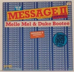 Bild von Melle Mel & Duke Bootee - Message II (Survival)