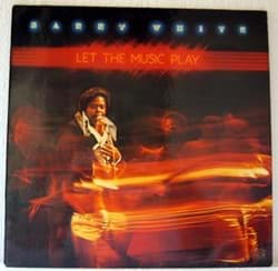 Bild von Barry White - Let The Music Play