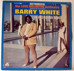 Bild von Barry White - Rhapsody in White