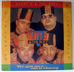 Bild von Heavy D. & The Boyz - We got our own Thang
