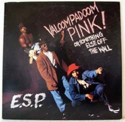 Bild von E.S.P. - Valoom Padoom Pink! Or Something Else Off The Wall