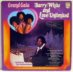 Bild von Barry White - Grand Gala