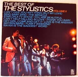 Bild von The Stylistics - The Best Of 2