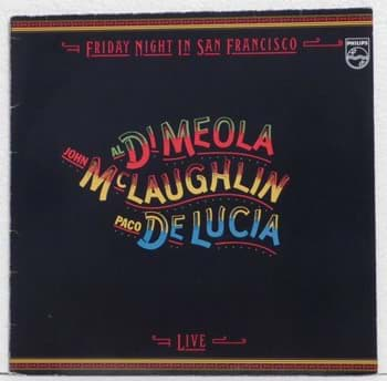 Bild von Al Di Meola, John McLaughlin, Paco De Lucia - Friday Night In San Francisco