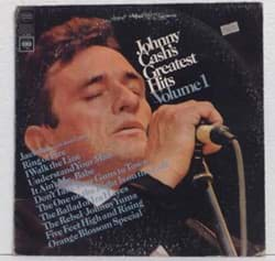 Bild von Johnny Cash - Greatest Hits Volume 1