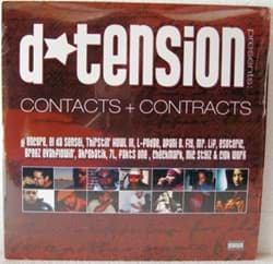 Bild von D-Tension - Contacts + Contracts