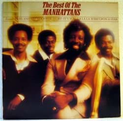 Bild von The Manhattans - The Best Of