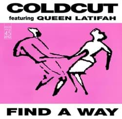 Bild von Coldcut ft. Queen Latifah - Find A Way