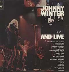 Bild von Johnny Winter ‎– And/Live