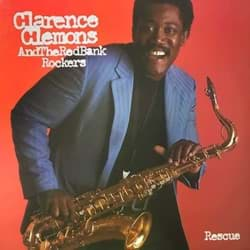 Bild von Clarence Clemons And The Red Bank Rockers ‎– Rescue