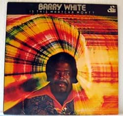 Bild von Barry White - Is This Watcha Want ?