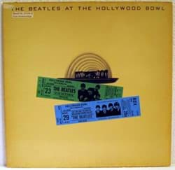 Bild von The Beatles At The Hollywood Bowl