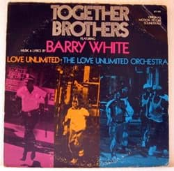 Bild von Barry White - Together Brothers
