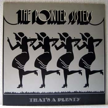 Bild von The Pointer Sisters - That's A Plenty