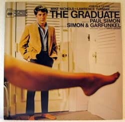 Bild von Soundtrack - Simon & Garfunkel - The Graduate