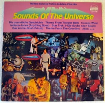 Bild von Sounds Of The Universe
