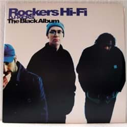 Bild von Rockers Hi-Fi - The Black Album