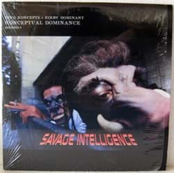 Bild von Konceptual Dominance - Savage Intelligence