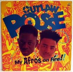 Bild von Outlaw Posse - My Afro's On Fire