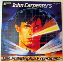 Bild von Soundtrack - John Carpenter's - Das Philadelphia Experiment