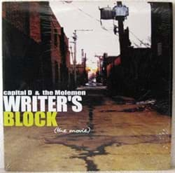 Bild von Capital D & Molemen - Writer's Block (The Movie)