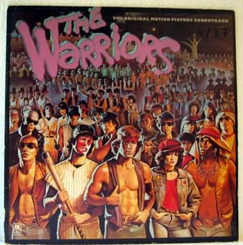 Bild von Soundtrack - The Warriors