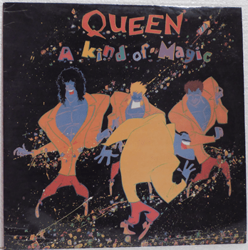 Bild von Queen - A Kind Of Magic