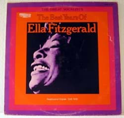 Bild von The Best Years Of Ella Fitzgerald