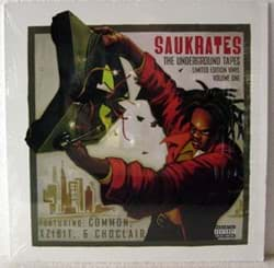 Bild von Saukrates - The Underground Tapes