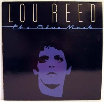 Bild von Lou Reed - The Blue Mask
