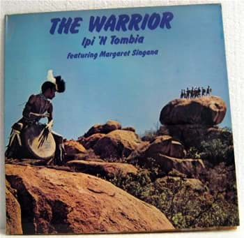 Bild von Ipi 'N Tombia feat. Margaret Singana - The Warrior