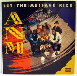 Bild von ANM - Let The Message Rize