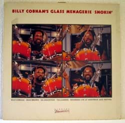 Bild von Billy Cobham - Glass Menagerie . Smokin