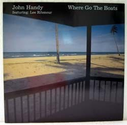 Bild von John Handy - Where Go The Boats