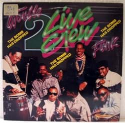 Bild von Two Live Crew / Trouble Funk - The Bomb Has Dropped